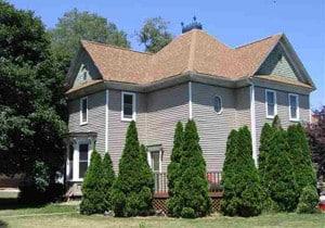 430 East Washington Street, Blandisville.