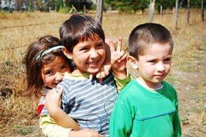 Child support children.